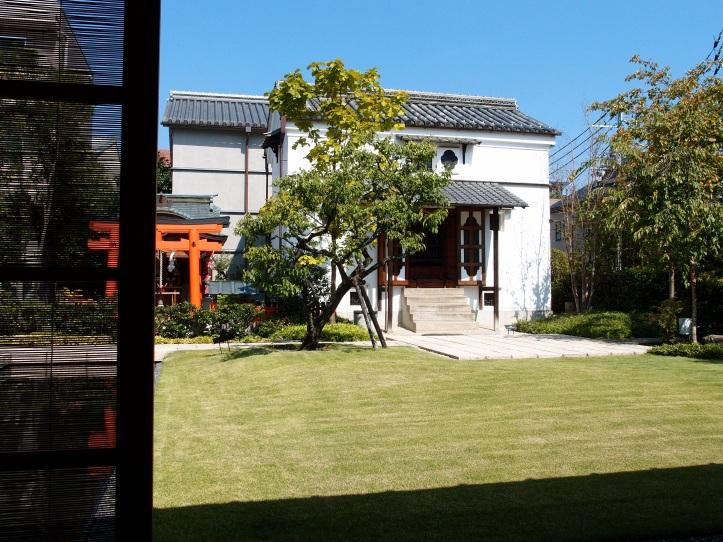 虎屋茶寮(京都)