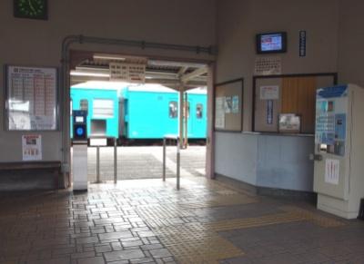 京終駅内部その2