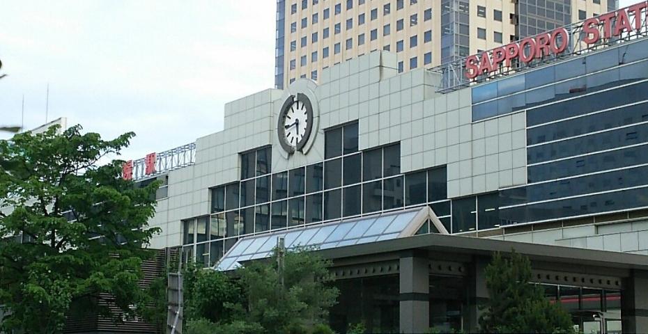 札幌駅(2017/6)