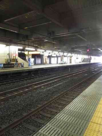 列車はいない・・