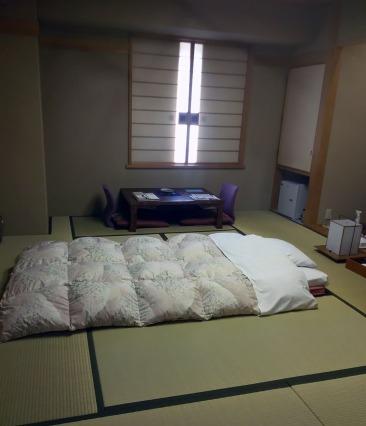 ホテル青森の和室