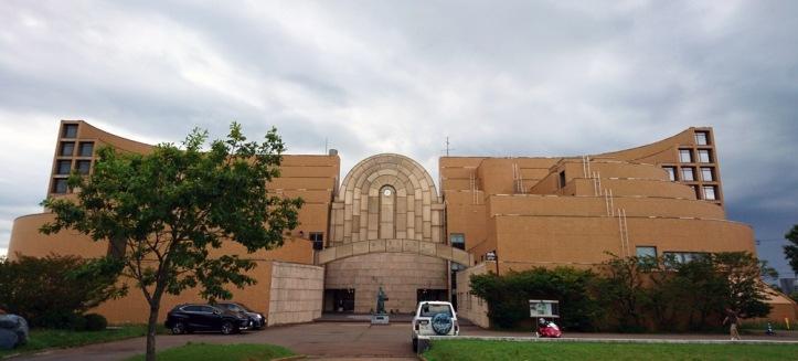 釧路市立博物館。