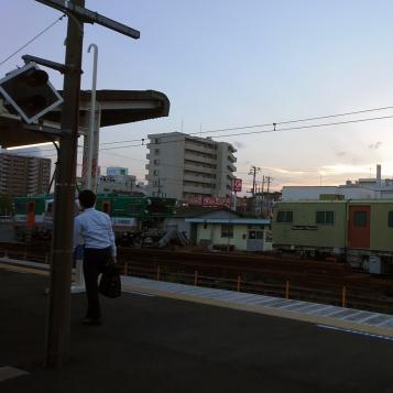 夕焼け(2)